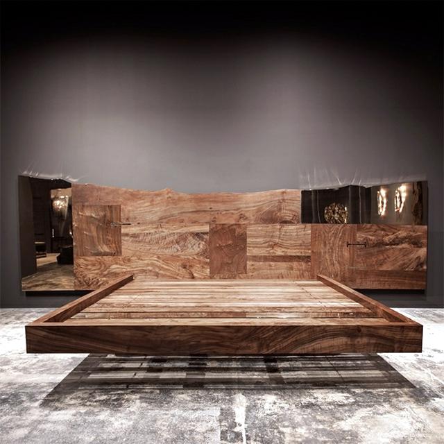 driftwood furniture exudes a rustic