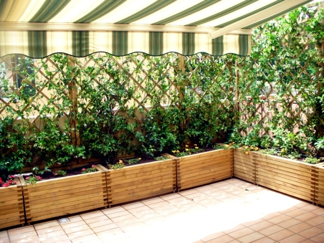 windbreaks for the balcony what are