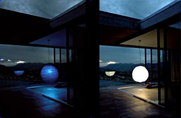 Flos Modern pendant lighting designs by famous designers