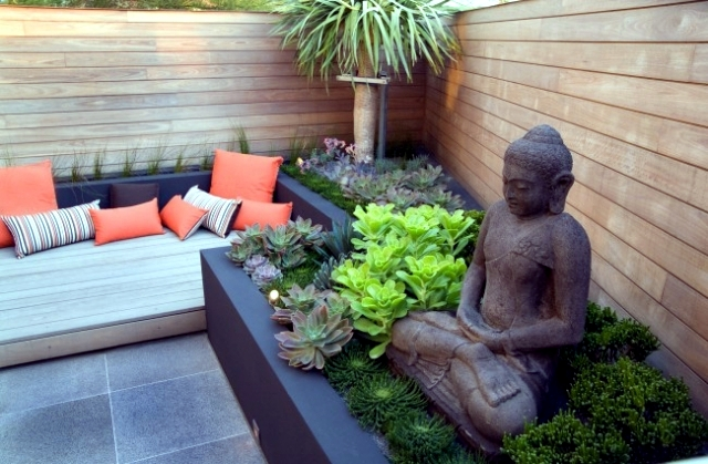 meditation and patio design with an Asian twist | Interior ... on Meditation Patio Ideas  id=25108