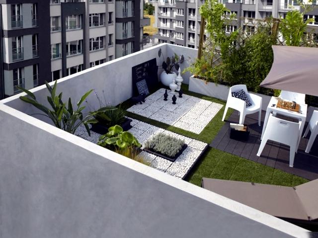 20 Original Ideas And Fresh Design For Balcony And Roof