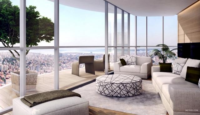 Luxury Apartments Design By Ando Studio