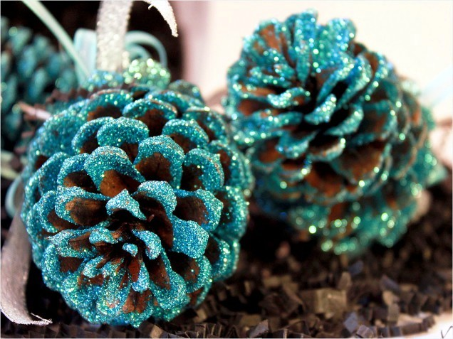 Christmas Tree Decorations Made From Natural Materials 20 Ideas Interior Design Ideas Ofdesign