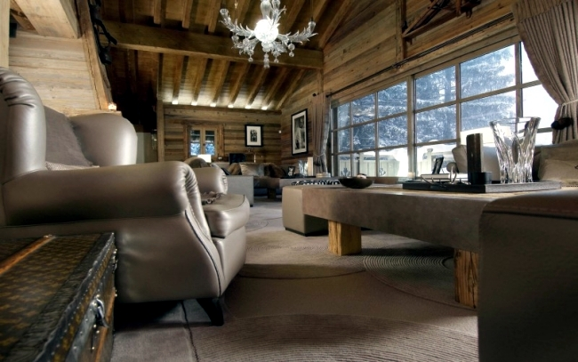 Luxury Ski Chalet In The French Alps Chalet Grande
