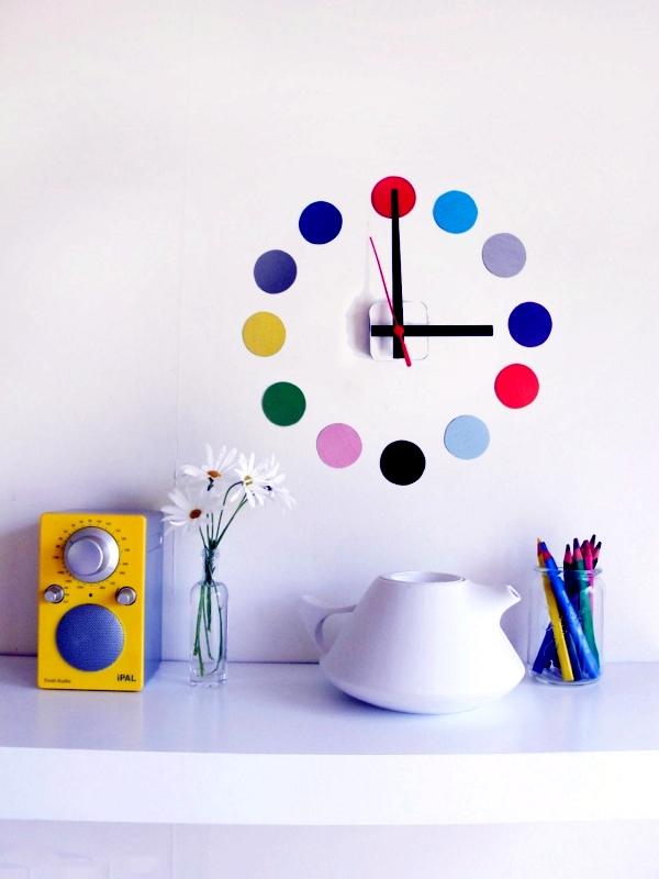 Wall Clock Design - 20 Creative Ideas for Modern Wall ... on Creative Wall Design Ideas  id=27801
