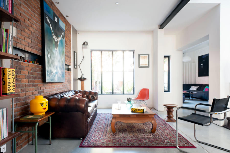Brown Chesterfield Sofa Next Interior Design Ideas