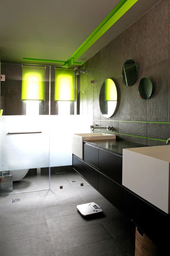 Indirect Lighting In The Green Interior Design Ideas