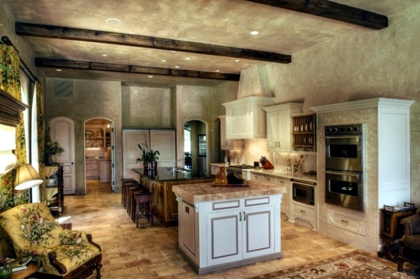 28 countrystyle Tuscan kitchens that will make you want