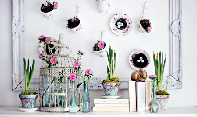 23 Easter decorating ideas     evoke a great atmosphere in the house     Fr    hlingsdeko