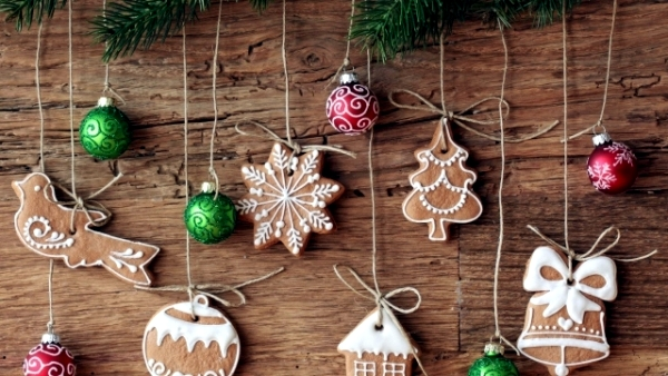 3 Inch Orted Gingerbread Christmas Tree Ornaments Clics