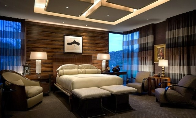 33 examples of modern living room ceiling design ...