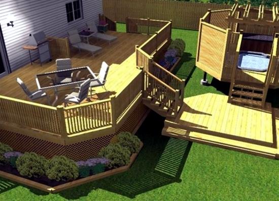 Free garden planner using 3D design.   Interior Design ... on Patio Planner id=72405