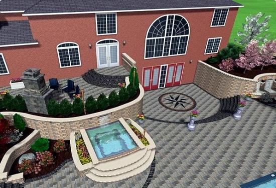 free garden planner using 3d design