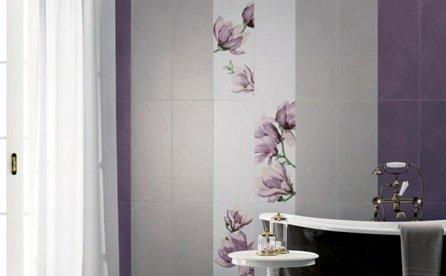 47 beautiful designs Bathroom Tile | Interior Design Ideas ... on Floral Tile Bathroom Ideas  id=79700