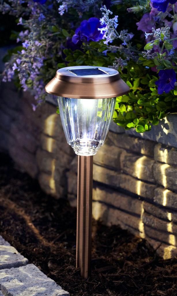 Solar Garden Lights Garden Paths And Garden Beautiful