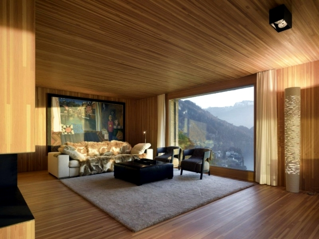 Cubic House In Switzerland With Panoramic Views Interior Design Ideas Ofdesign