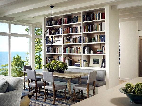 How To Organize Living Room Shelves | Aecagra.org