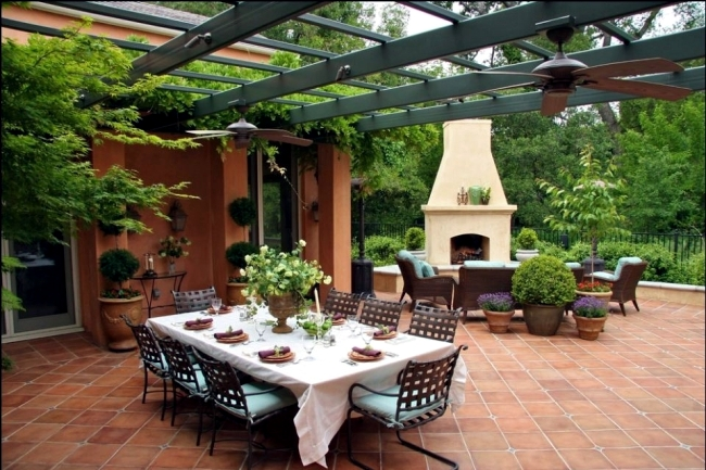 Get Terrace Patio Design Pictures