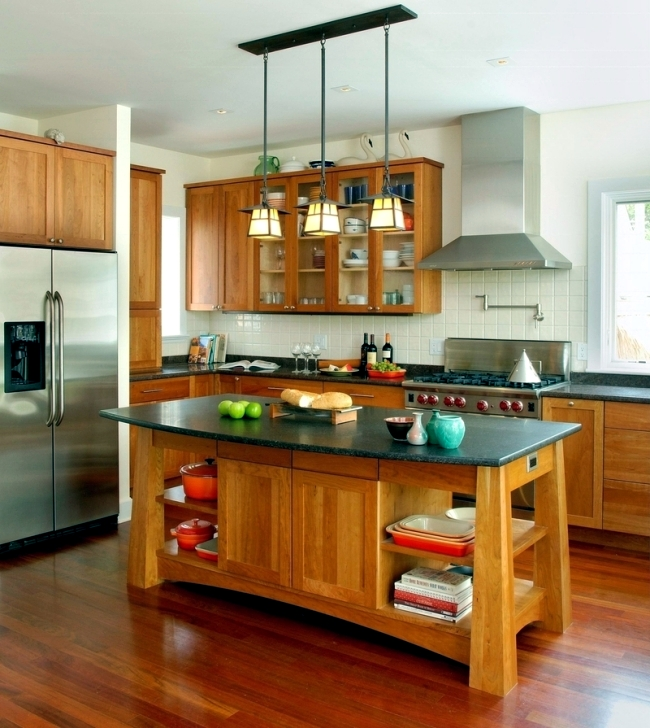 100 Ideas For Kitchen Island Designs In Various Device Style Interior Design Ideas Ofdesign