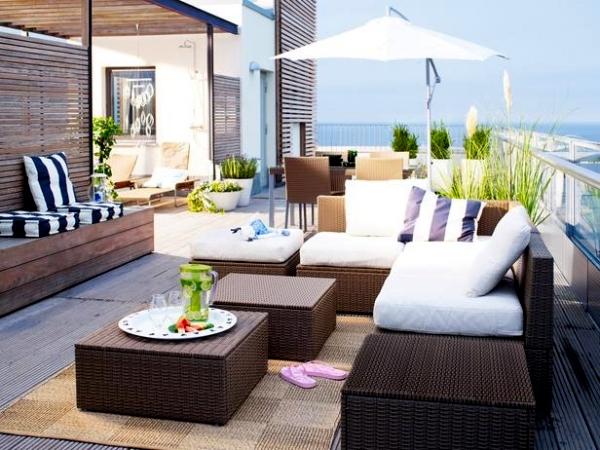 14 garden furniture ideas from ikea