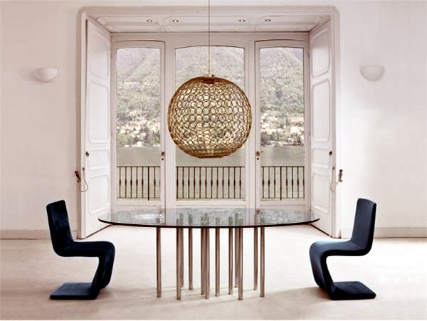 20 ideas for innovative dining table
