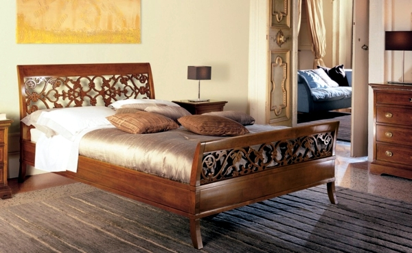 33 traditional bed set designs classic