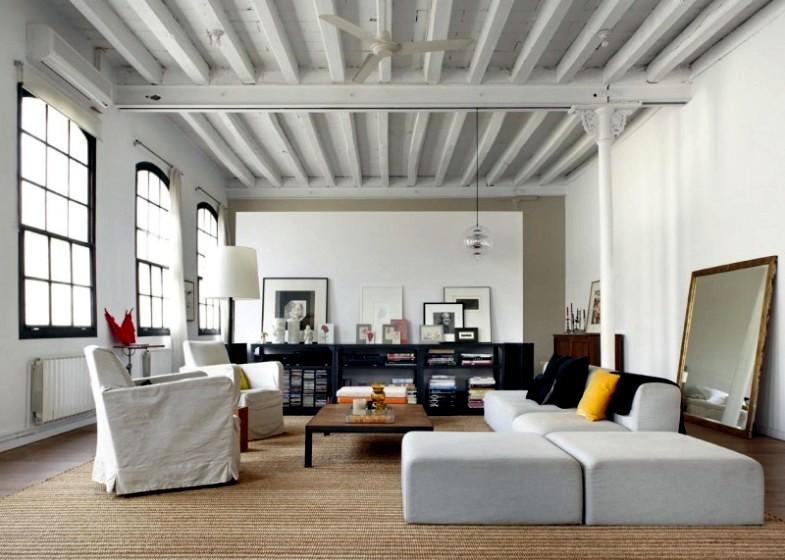 New York Loft Atmosphere Interior Design Ideas Ofdesign