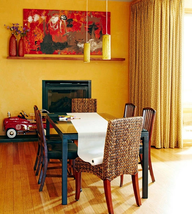 Decorating with Color decorating ideas inspired by autumn   Interior     No problem   you just need to warm colors and lots of imagination  We give  you some tips that will make the design with easy colors