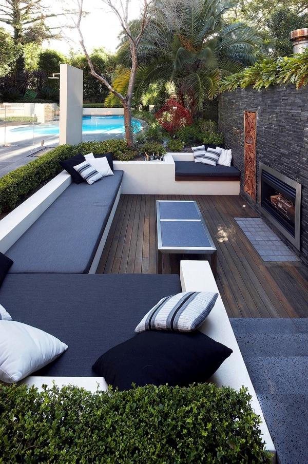 Great Garden Design Ideas Lounge Sets Of Rolling Stone Landscapes Interior Design Ideas Ofdesign