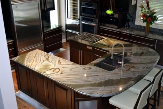 Kitchen Granite Worktops 16 Design Ideas For The Kitchen