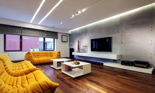 Simple Apartment Living Room Ideas