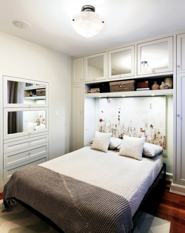 setting up small bedroom 20 ideas for