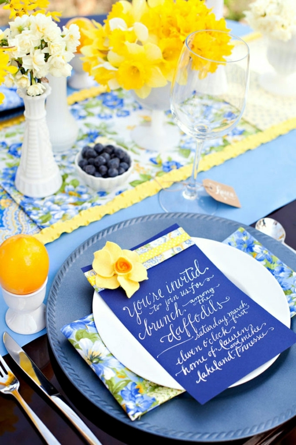 table decoration to make your own 100