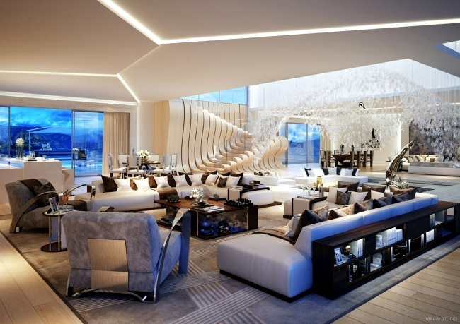 Timeless Home Design Ideas Living Room Cool Realistic 3D Visualizations Interior Design