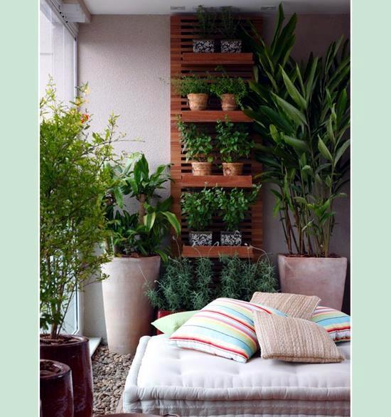 Balcony Vertical Gardens Type Of Garden