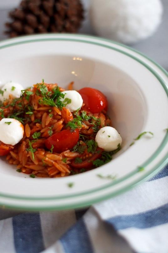 Kritharaki_Orzo Ofen offen Foodblog mhhh!