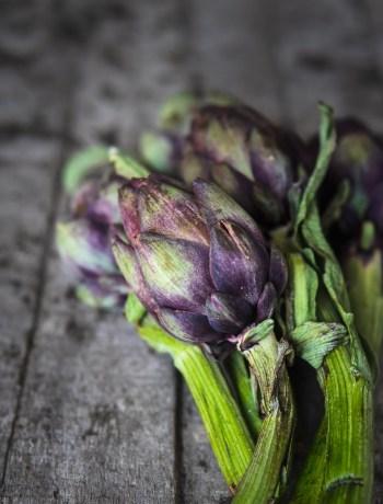 Artischocken vom Grill Sauce Hollandaise Foodblog Ofen offen kochen