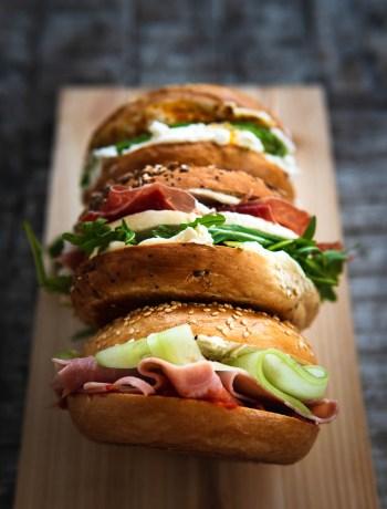 Bagel Ofen offen mhhh! Foodblog