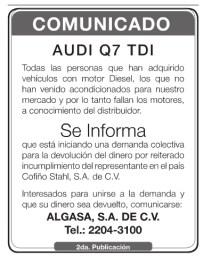 audi motor diesel - fallas 06jun2013