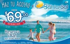 Beach Resort Bahia del Sol suites promotion