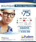 Boutique lentes FUDEM promcoines