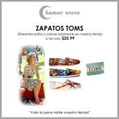 kamar store Zapatos TOMS - 11jul2013