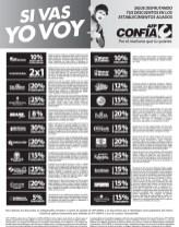 Descuentos AFP CONFIA - 16ago13