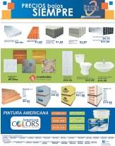 Ferreteria LEMUS ofertas en techos - 30sep13