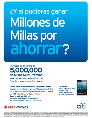 Multipremios CITI