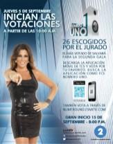 Numero 1 El Salvador votaciones online