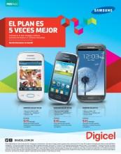 Samsung Galaxy en DIGICEL promociones - 25sep13