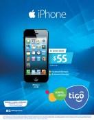iPhone 5 con facebook ilimitado TIGO promociones - 30sep13