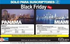 Black Frinday deals promotion - 07oct13