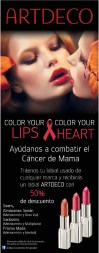 Color your LIPS discount ARTDECO - 16oct13
